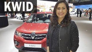 Renault Kwid 2018 em Detalhes   Salão de Buenos Aires 2017