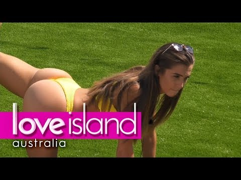 Xxx Mp4 The Great Bikini War Of Love Island Australia Love Island Australia 2018 3gp Sex
