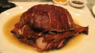 BEST Roast Goose in Hong Kong! HK Roast Goose Tour