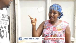 POINT OF NO RETURN (Comedy made in Africa)