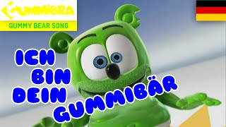 Ich Bin Dein Gummibär ~ Gummy Bear German Song ~ Versão Alemã