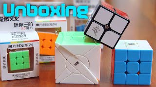 MF3RS2 & More! Unboxing + GIVEAWAY | MoYu