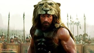 Hercules Vs Traps Full Fight Scene HD - Dwayne Johnson