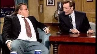 Chris Farley - Matt Foley Motivational Speaker - Late Night with Conan O'Brien