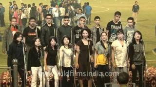 Churaliya hain tumne jo dil ko - Shillong Chamber Choir version!