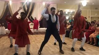 Best Mendhi Dance 2018!!