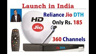 Jio DTH Launch in IndiaJIO DTH Set Top Box Launch Date & Plans – Online Booking By ASSA Computer
