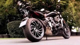 Ducati XdiavelS Road Test