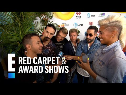 Backstreet Boys Want to Collaborate With Taylor Swift | E! Red Carpet & Live Events
