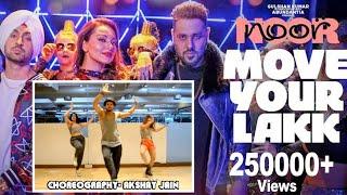 Move Your Lakk | Badshah | Diljit | Zumba Dance Routine | Dil Groove Mare
