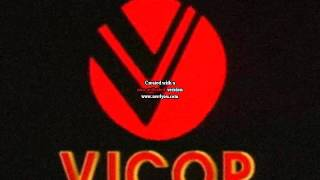 Vicor Music Corporation Logo with Recreated Warning Screen