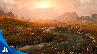 The Elder Scrolls V: Skyrim Special Edition - Gameplay Trailer #2 | PS4