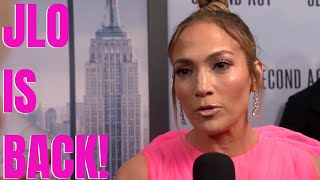 Jennifer Lopez talks about Success and Growing up in New York