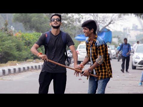 Xxx Mp4 Blind Man Prank Prank In India By Vinay Thakur AVRprankTV 3gp Sex