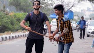 Blind Man Prank | Prank In India By Vinay Thakur | AVRprankTV