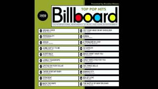 Billboard Top Pop Hits - 1959