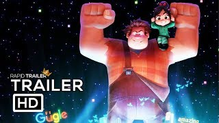 WRECK IT RALPH 2 Trailer #1 (2018) Kristen Bell Animated Movie HD