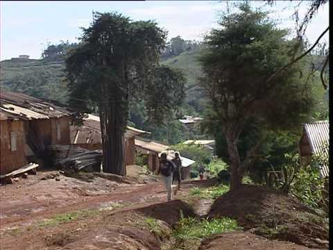Bana..un village de  l'Ouest  Cameroun
