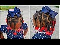 Download Video Download Easy Ponytails & Twists | Pooh's Hair | Natural Hair Care 3GP MP4 FLV