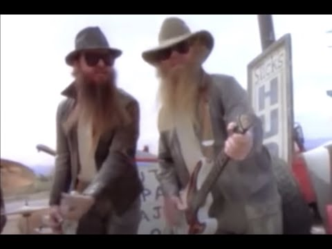 ZZ Top - Gimme All Your Lovin' (Official Music Video) Video Clip