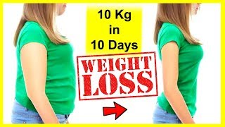HOW TO LOSE WEIGHT FAST 10Kg in 10 Days || Tamil Beauty Tips