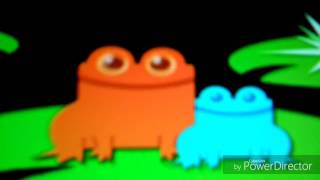 Yoshi Blows Up The Nick Jr Frogs (Very Loud)