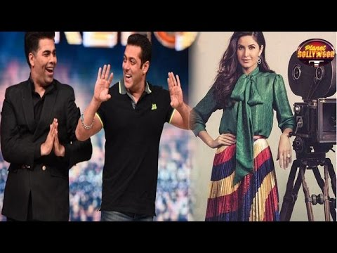 Xxx Mp4 Salman Khan Katrina Kaif To Pair Up For Karan Johar S Next Bollywood News 3gp Sex