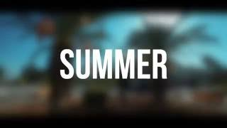 DJ Inox vs DNF & Vnalogic ft. Ania Deko - Summer (Lyric Video)