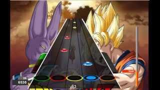 DBZ   Batalla de los dioses Flow Hero latino-guitar flash