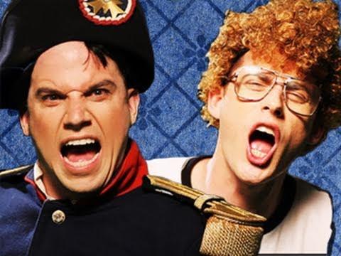 Napoleon vs Napoleon. Epic Rap Battles of History 9