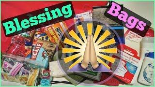 DIY BLESSING BAGS | Random Act of Kindness | xoxo, Lynette
