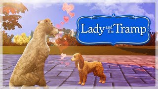 Lady & The Tramp | The Sims 4 CAP w/ Neppihs