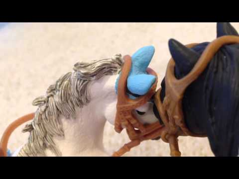 Schleich Horse Movie - A Fault In Love {Valentines Day Special}