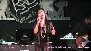Jonalyn Viray 'Open Arms' 08.11.2011 (Full Version)