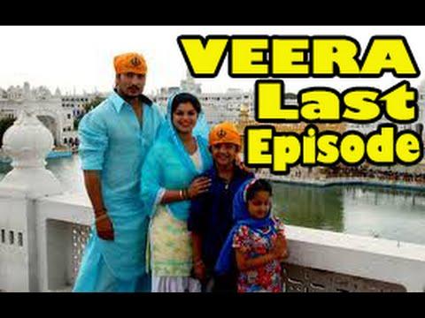 VEERA Serial Last Day Shoot 29th July 2015