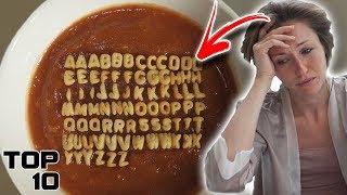 Top 10 Worst OCD Stories
