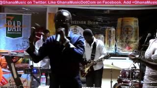 Akwaboah - Performance @ 'I Do Love You' video premiere | GhanaMusic.com Video
