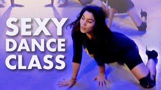 Sexy Dance Lesson | MeganBytes EP. 118 | MeganBatoon
