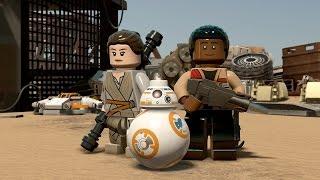 LEGO Star Wars The Force Awakens Full Movie
