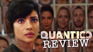 Priyanka Chopra in 'Quantico' - TV Review
