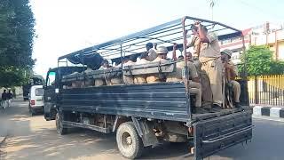 Sikar Jam : किसानों का सीकर में चक्का जाम, धारा 144 लागू, इंटरनेट सेवाओं पर पाबंदी