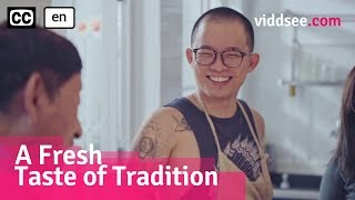 A Fresh Taste Of Tradition - Recreating Father
