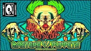 [Hitech Dark Psytrance] Masters Of Puppets By Parandroid - Full Album ▫▲○●◦