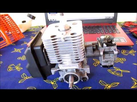 conversa sobre motor de roçadeira em aeromodelos