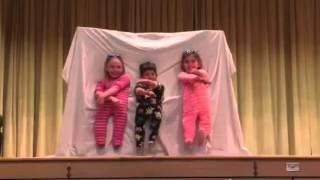 Babies Dancing: Hopkins Talent Show 2016