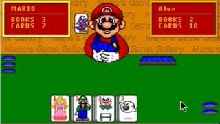 Mario's Game Gallery (1995) PC Playthrough - NintendoComplete