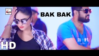 BAK BAK - SHERRY EX FT.  SAJJU - OFFICIAL HD VIDEO