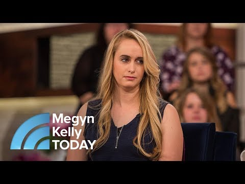 Polygamist Cult Founder's Daughter Rachel Jeffs Gives Her First TV Interview Megyn Kelly TODAY