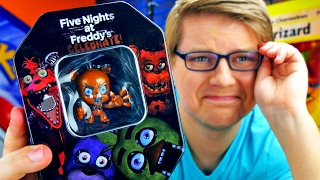 Opening Five Nights At Freddy