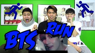 BTS(방탄소년단) - RUN MV REACTION (FUNNY FANBOYS)